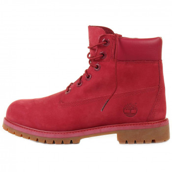 6 IN PREMIUM WP BOOT RED