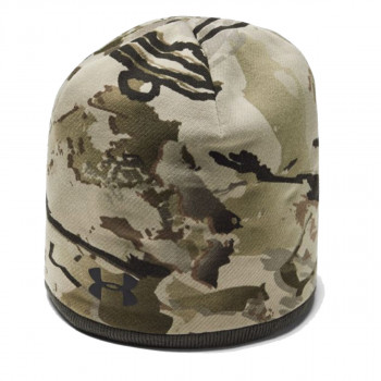Men's Reversible Camo Beanie