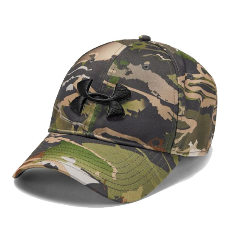 UNDER ARMOUR Kačket UA Camo Cap 2.0