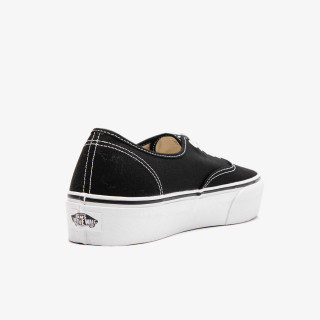 VANS Pantofi sport UA AUTHENTIC PLATFOR BLACK