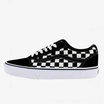 VANS tenisice Ward (Checkered) black/true white 00