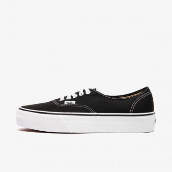 VANS Спортни обувки UA AUTHENTIC PLATFOR BLACK