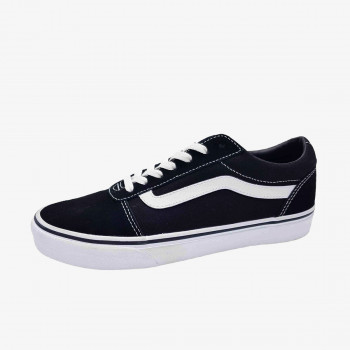 VANS tenisice Ward (Suede/Canvas) Black/White 00