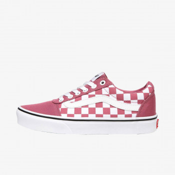 VANS tenisice Ward (Checkerboard) h rose wht 00