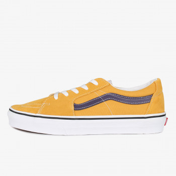 UA SK8-LOW HONEY GOLD/PURP