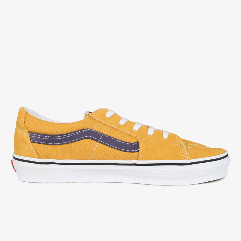 VANS Pantofi sport UA SK8-LOW HONEY GOLD/PURP