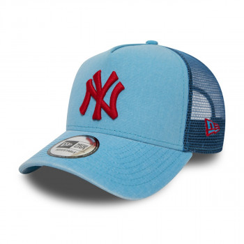 NEW ERA kapa WASHED MLB TRUCKER NEYYAN CRBSCA