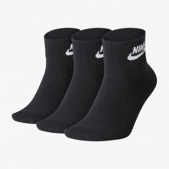 NIKE Čarape U NK NSW EVERYDAY ESSENTIAL ANKLE 3PR