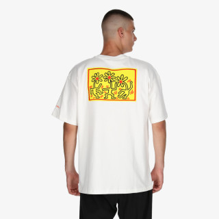 CONVERSE Majica Haring Elevated Graphic Tee