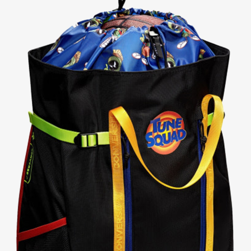 CONVERSE Раница SPACE JAM A NEW LEGACY BACKPACK BLACK