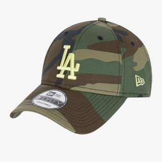 NEW ERA Kačket ALL OVER CAMO 9FORTY LOSDOD WDC