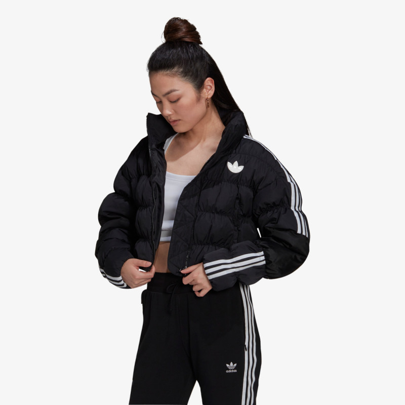 adidas Jakna SYNTHETIC DOWN SHORT PUFFER