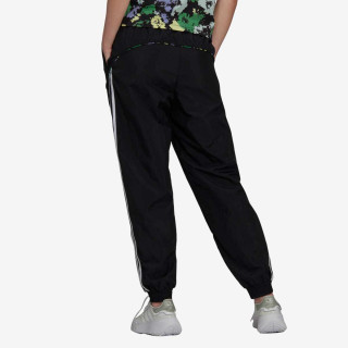 adidas Donji deo trenerke FLORAL PIPING WOVEN TRACK PANT