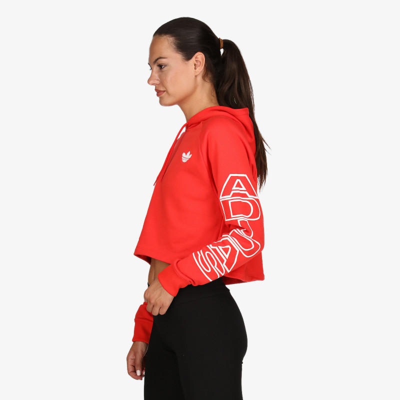 adidas Dukserica Cropped letter
