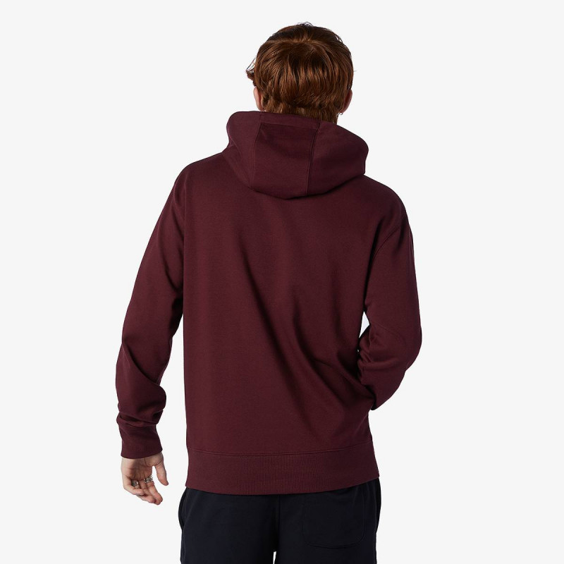 NEW BALANCE Dukserica NB Essentials Embroidered Hoodie